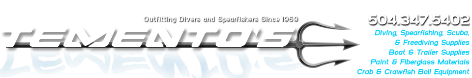 Diving and Spearfishing Supply, spearguns and dive equipment